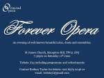 Forever Opera E flyer